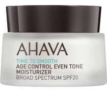 Time To Smooth Age Control Even Tone Moisturizer Borad Spectrum SPF 20