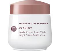 Pflege Exquisit Nacht Creme Rosée Vitale