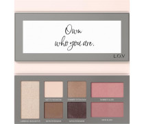 Make-up Augen The Essential Face & Eye Palette