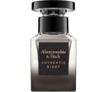Authentic Night Eau de Toilette Spray