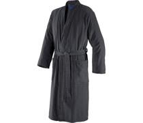 Herren Kimono Graphit Größe 50/52; Länge 125 cm