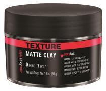 Haarpflege Style Matte Clay