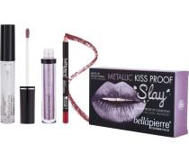 Make-up Sets Metallic Kiss Proof Slay Kit