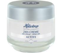 Gesichtspflege Active 24H-Creme