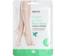 Repair & Care Foot Mask Peppermint 1 Paar