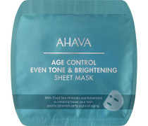 Time To Smooth Age Control Even Tone & Brightening Sheet Mask