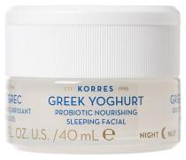 Hydration Greek Yoghurt Probiotic Nourishing Sleeping Facial Cream