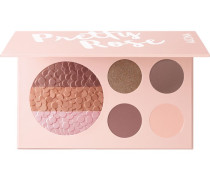 Make-up Eyes Pretty Rose Palette
