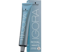 Haarfarben Igora Royal Highlifts Permanent Color Creme Nr. 10-4 Ultrablond Beige