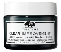 Feuchtigkeitspflege Clear Improvement Oil-Free Moisturizer with Bamboo Charcoal