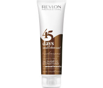 Revlonissimo 45 Days Shampoo & Conditioner Sensual Brunettes