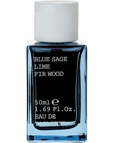 Blue Sage; Lime; Fir Wood Eau de Toilette Spray