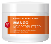 Pflege Limitierte Editionen Mangobutter