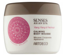 Asian Spa Sensual Balance Calming Body Mousse