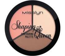 Teint Make-up Shaping Queen Contouring Palette