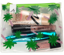 Ready for Vacay Set 1 Supreme Lash Waterproof Mascara Nr. 1010N Black 11 ml + Insta Tint & Prime 02 Medium 30 Last Shine Nail Polish 250 Be A Queen 10 Oh My Gloss! Lipgloss 330 Oh-so Natural 6;5 Bag