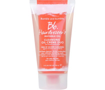 Shampoo & Conditioner Spezialpflege Bb Hairdresser's Invisible Oil Cleansing Oil-Creme Duo