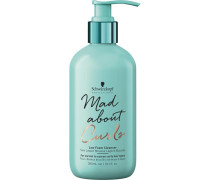 Mad About Curls & Waves Low Foam Cleanser