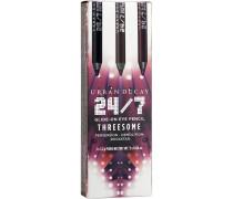 Eyeliner Kajal 24/7 Glide-On Eye Pencil Trio Set Perversion 1;2 g + Rockstar Midnight Cowboy