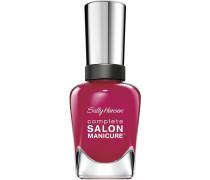 Nagellack Complete Salon Manicure New Formula Nr. 610 Red Zin