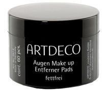 Pflege Reinigungsprodukte Augen Make-up Entferner Pads Fettfrei