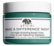 Feuchtigkeitspflege Make A Difference Overnight Hydrating Repair Cream
