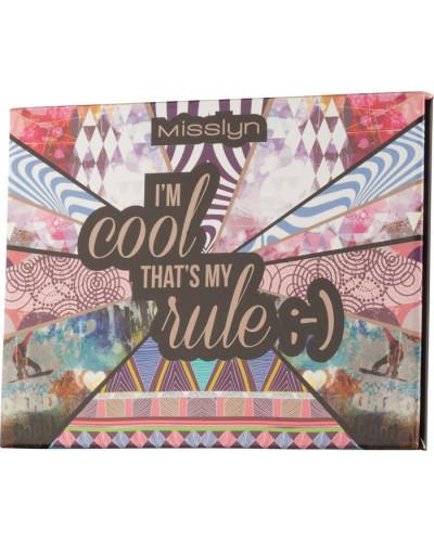 Lidschatten I'm Cool That's My Rule Beauty Booklet