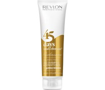 Revlonissimo 45 Days Shampoo & Conditioner Golden Blondes