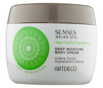 Asian Spa Deep Relaxation Moisture Body Cream