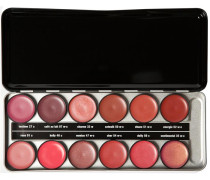 Make-up Lippen Lipstick Profi Set - Classic Enthält folgende Lippenstiftfarben 01c; 07w-c; 27c; 32w; 35w-c; 46c; 47w-c; 50w-c; 51w-c; 52w-c; 54w-c; 59c