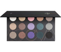 Lidschatten Cool Spectrum Eyeshadow Palette
