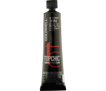 Color Topchic The Naturals Permanent Hair 7NN Mittelblond Extra