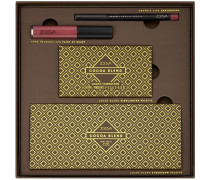 Teint Highlighter Cocoa Blend Value Kit Eyeshadow Palette 15 g + 6;4 Matte Liquid Lip Stick Faint of Heart 6;5 ml Liner Earthbound 1;14