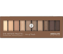 Make-up Augen Eye Artiste Palette Art Of Nude