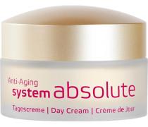 SYSTEM ABSOLUTE Anti-Aging Tagescreme + Anti-Pollution & Regeneration Serum 10 ml