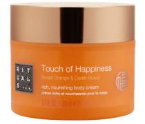 The Ritual Of Laughing Buddha Touch Happiness Rich Nourishing Body Cream