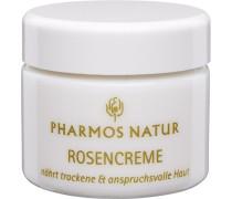Gesichtspflege Individualpflege Rosencreme