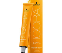 Haarfarben Igora Royal Fashion Lights Highlight Color Creme L 33 Matt Extra