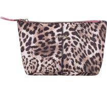 Kosmetiktasche Kiobi 25 cm Leopard