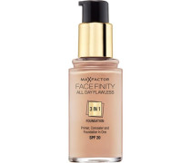 Make-Up Gesicht All Day Flawless 3 in 1 Foundation Nr. 55 Beige