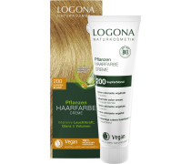 Haarfarbe Pflanzen Creme Nr. 200 Kupferblond