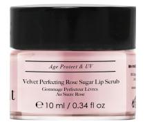 Pflege Age Protect + UV Velvet Perfecting Rose Sugar Lip Scrub