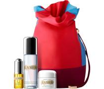 Feuchtigkeitspflege The Glowing Geschenkset Micellar Water 100 ml + Crème de 30 Renewal Oil 15