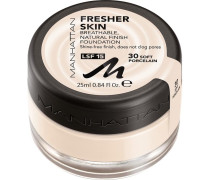 Make-up Gesicht Fresher Skin Foundation