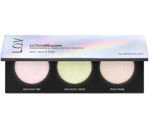 Make-up Teint Lovillusion Holographic Highlighter Palette