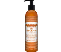 Körperpflege Orange-Lavendel Bio Körperlotion