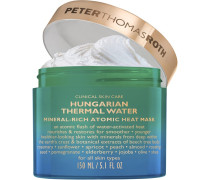 Pflege Hungarian Thermal Water Mineral-Rich Atomic Heat Mask
