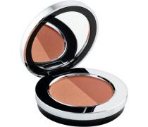 Make-up Augen Duo Eyeshadows Chocolate
