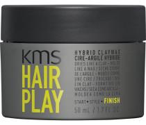 Haare Hairplay Hybrid Claywax