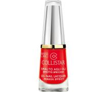 Make-up Nägel Oil Nail Lacquer Mirror Effect Nr. 303 Rosa Cipria